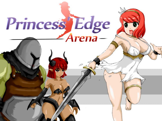Princess' Edge Arena poster