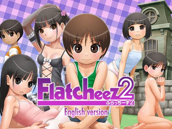Flatcheez2 English version poster