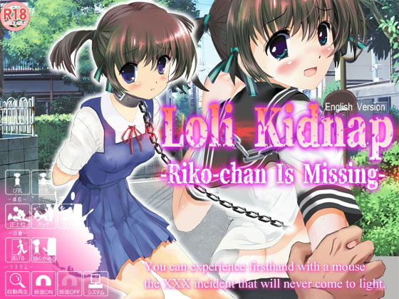 Loli Kidnap: Riko-chan Is Missing poster