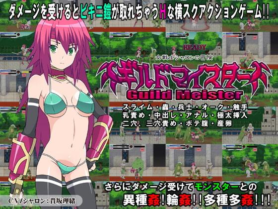 Guild Meister poster