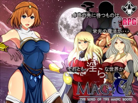 Magica poster