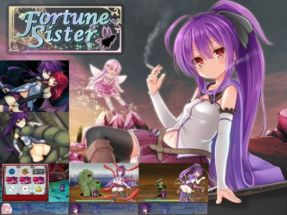 Fortune Sister poster