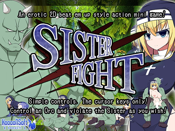 Sister Fight poster