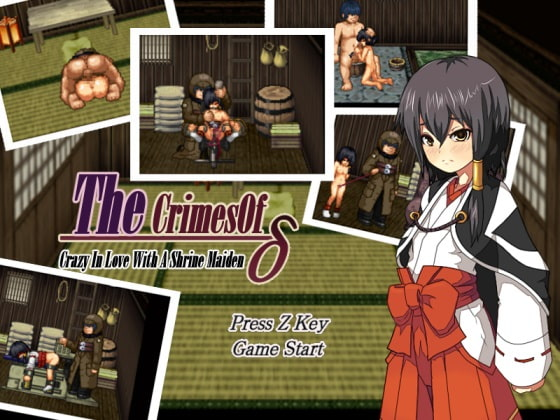 The Crimes of Delta ~Crazy In Love With A Shrine Maiden~ poster