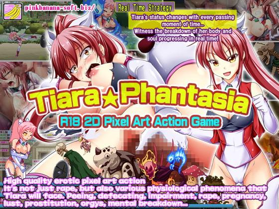 Tiara * Phantasia poster