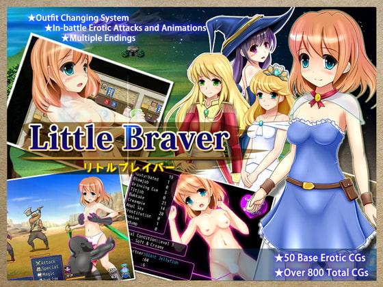 Little Braver poster