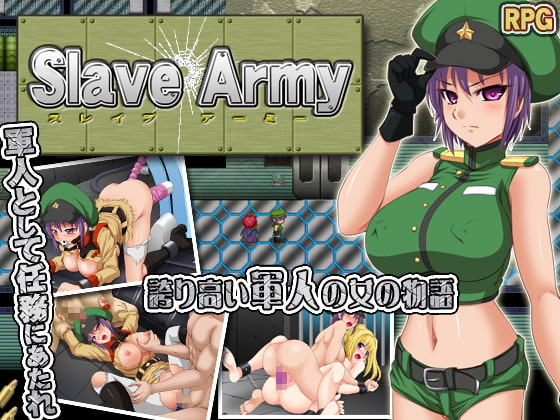 Slave Army poster