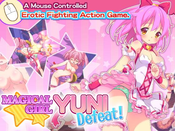 Magical Girl Yuni Defeat! poster