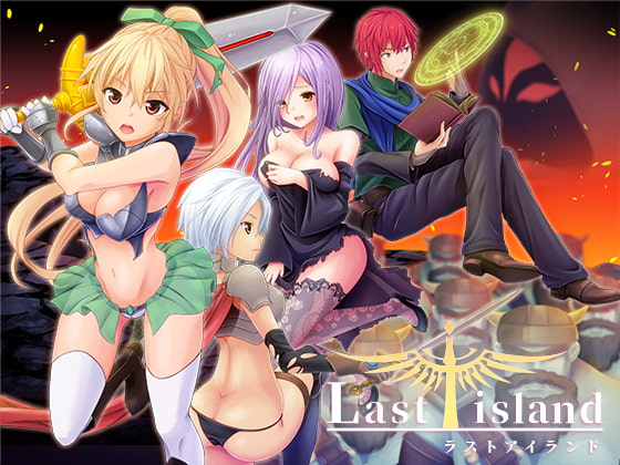 Last Island [R18] poster