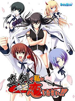 Maji de Watashi ni Koishinasai!! poster