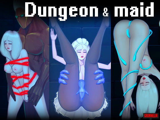 Dungeon & Maid poster
