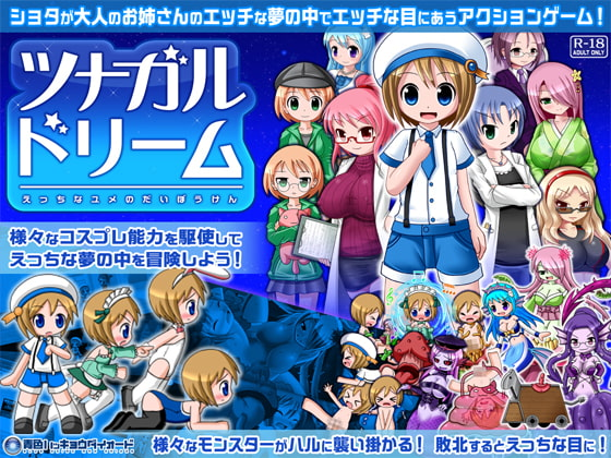 TSUNAGARU DREAM poster