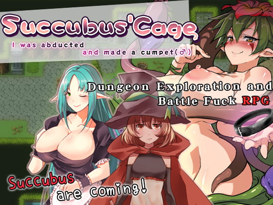 Succubus' Basket - I was abducted and made a cumpet - poster