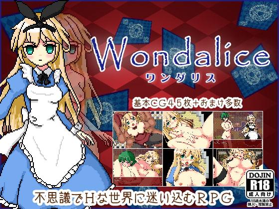 Wondalice #1 poster