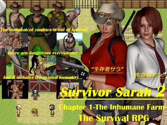 Survivor Sarah 2 Chapter 1: The Inhumane Farm poster