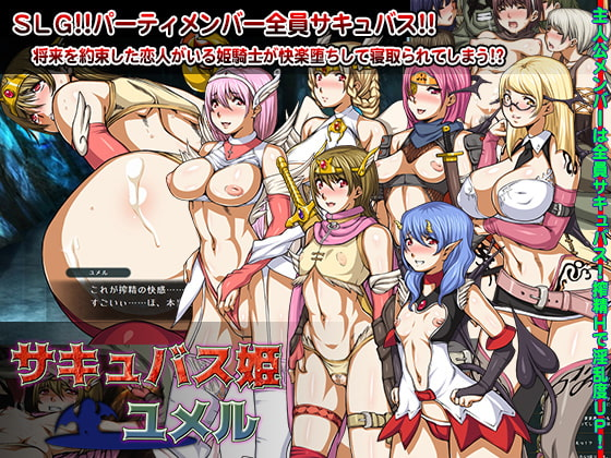 Succubus Princess Knightess Yumeru poster