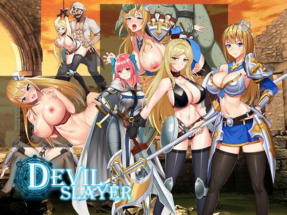 Devil Slayer (English ver.) poster