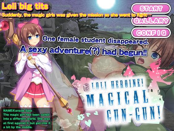 Loli Heroine! Magical Gun-Gun! [English Ver.] poster