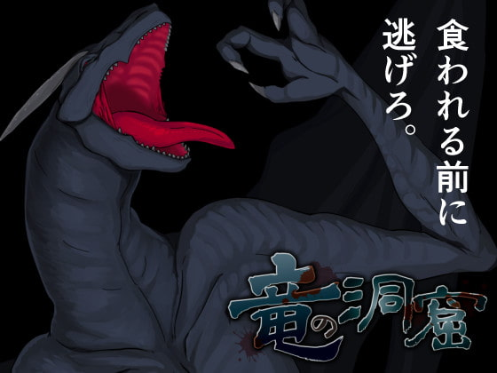 Dragon Cavern poster