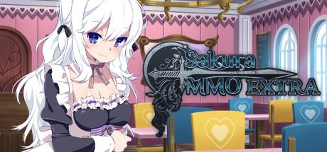 Sakura MMO Extra poster