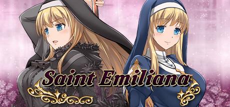 Saint Emiliana poster