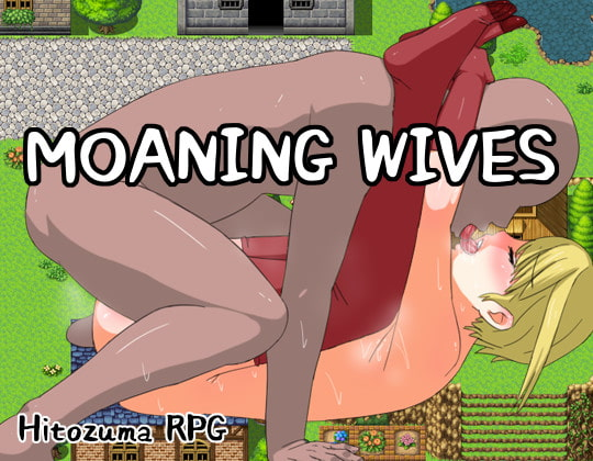 Moaning Wives English Ver. poster