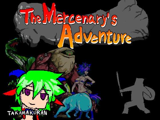 The Mercenary's Adventure (English Ver.) poster