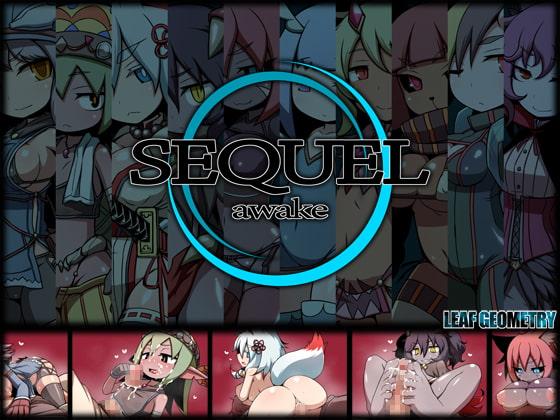 SEQUEL awake 【簡体字】 poster
