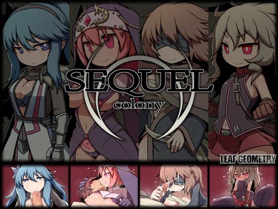 SEQUEL colony 【簡体字】 poster