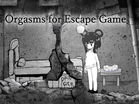 Orgasms for Escape Game poster
