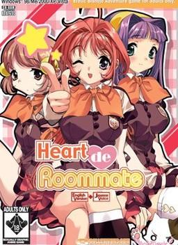 Heart de Roommate poster