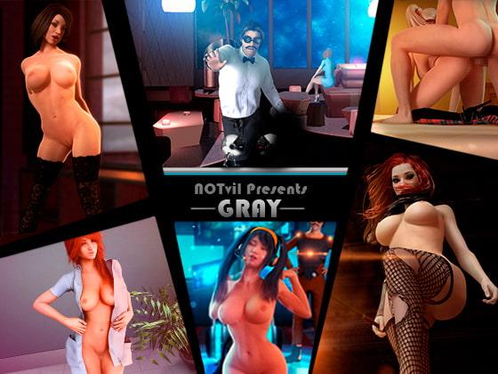 GRAY poster