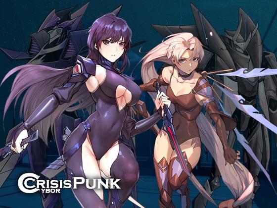 Cyborpunk Crisis poster