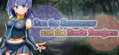 Ren the Summoner and the Erotic DungeonRen the Summoner and the Erotic Dungeon poster